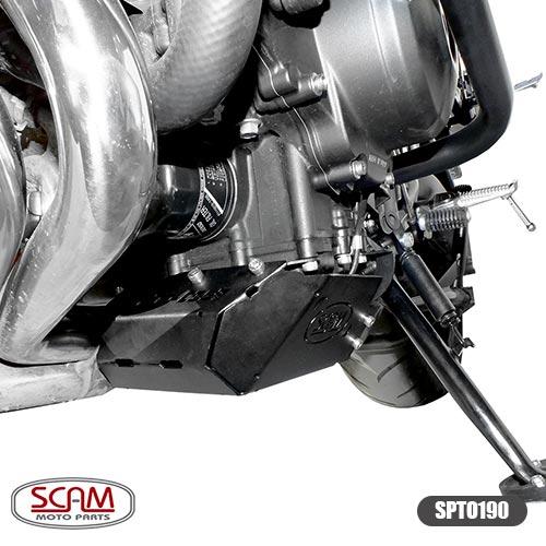 Protetor Carter Yamaha Tracer 900gt 2020+