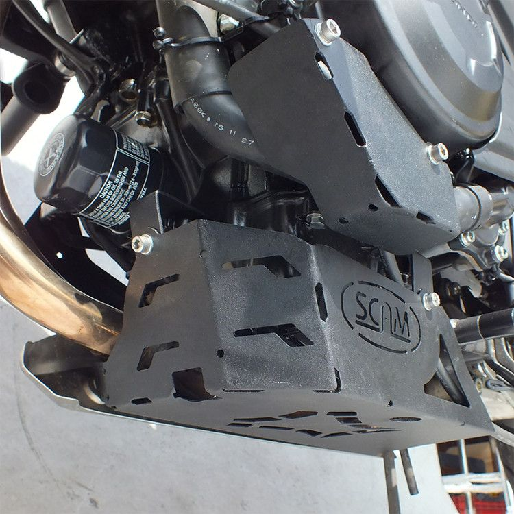 Protetor de Carter  HONDA CB500 X  - Modelos até 2017