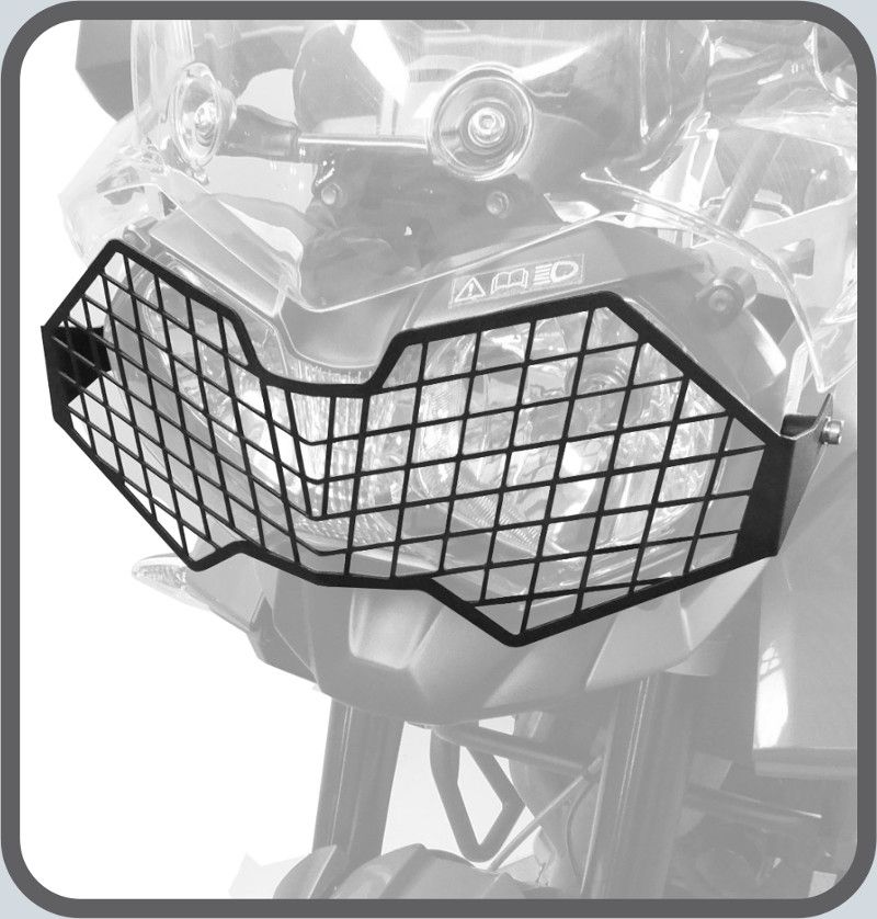 Protetor de Farol - Aço - Triumph TIGER 1200 EXPLORER