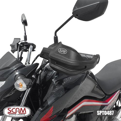 Protetor De Mão Honda Cg 125/150 2009 Em Diante