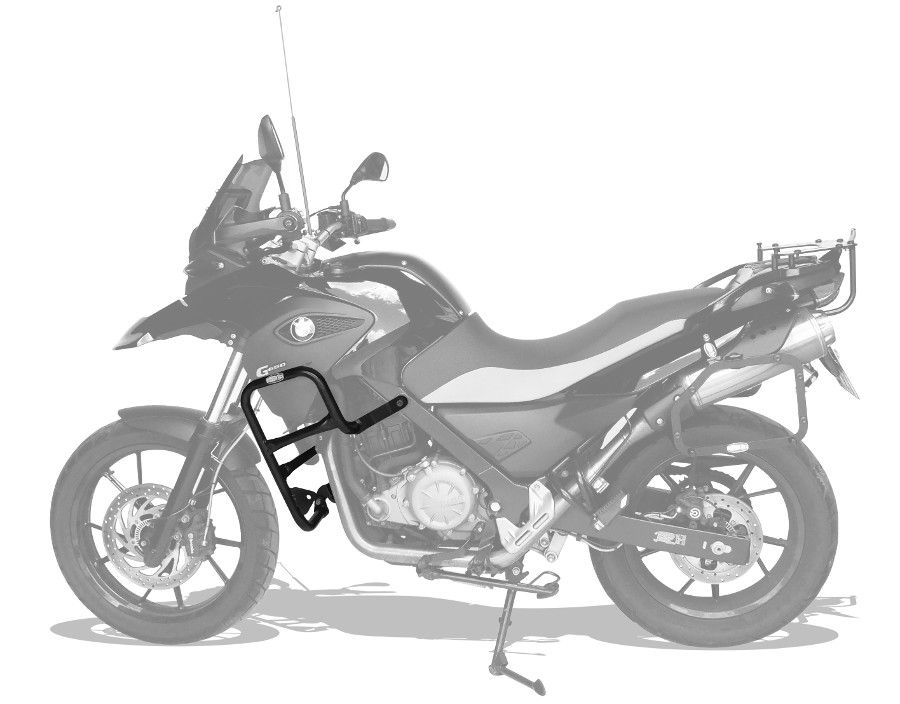 Protetor de Motor e Carenagem BMW G650 GS