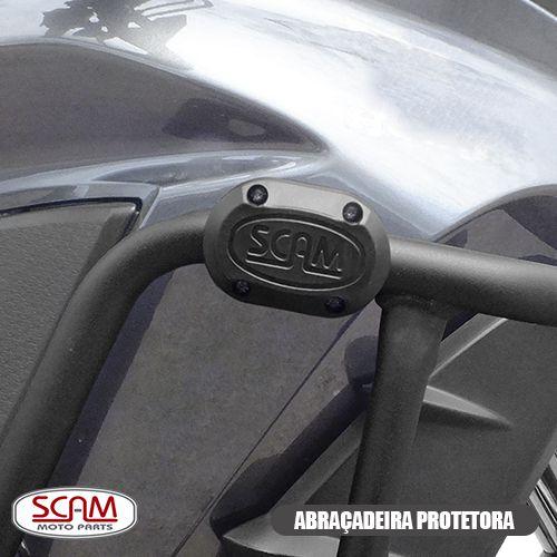 Protetor De Motor e Carenagem Honda Bros 160