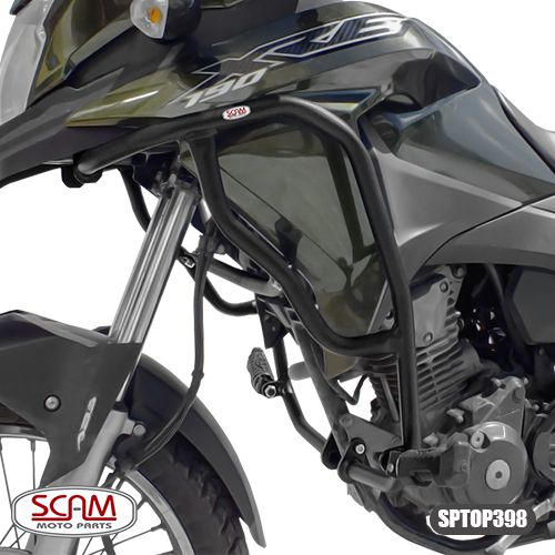 Protetor De Motor E Carenagem Honda Xre190