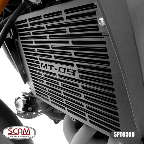 Protetor Radiador Yamaha Tracer 900GT 2020+