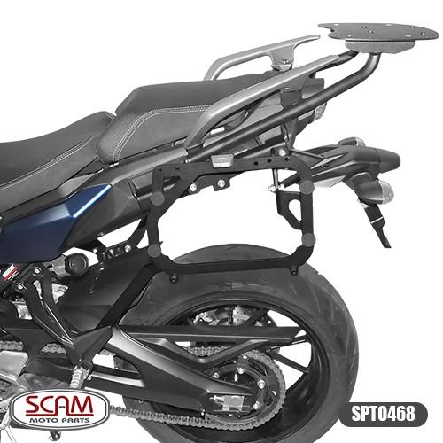 Suporte Baú Lateral Yamaha Tracer 900gt 2020+