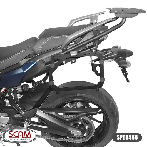 Suporte Baú Superior Yamaha Tracer 900gt 2020+