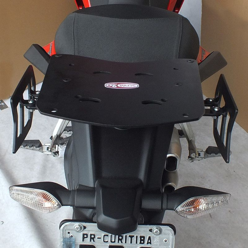 Suporte de Alforge  DUCATI MULTISTRADA 1200 - Modelos até 2015