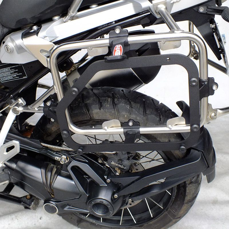 Suporte do Baú Lateral  - Monokey -  BMW  R1200 GS ADVENTURE