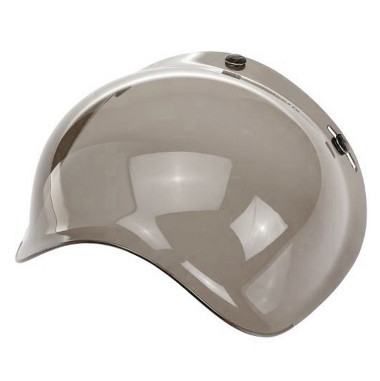 Viseira Bolha (Bubble Shield) - Fumê