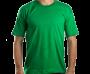 Camisa de Malha Gola Careca Verde Bandeira