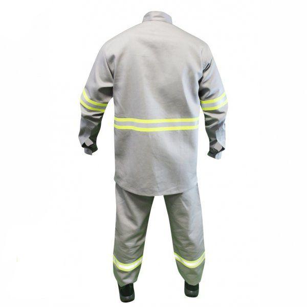 Camisa Antichamas NR10 Arco Elétrico com Refletivo CA 37714 - Protefer