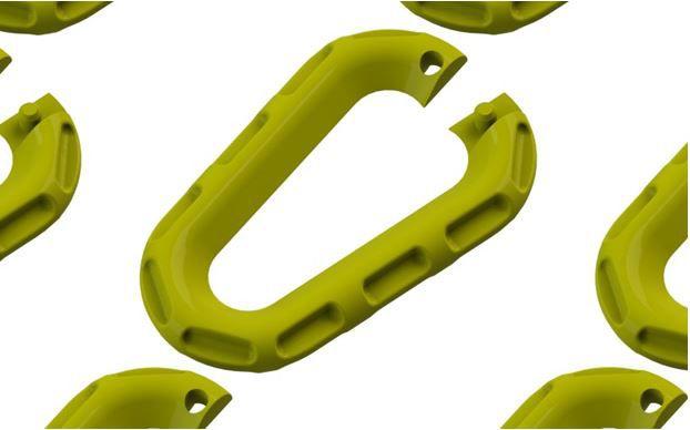 Corrente Plástica Elo Pequeno ou Elo Grande PT/AM (o metro) - Issomold