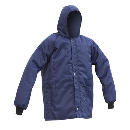 Japona Térmica Azul em Nylon -35 Graus CA 10975 - Maicol