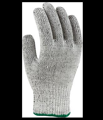 Luva Tricotada Anti Corte Mesclada 3 Fios de Aço CA 39212 - Yeling