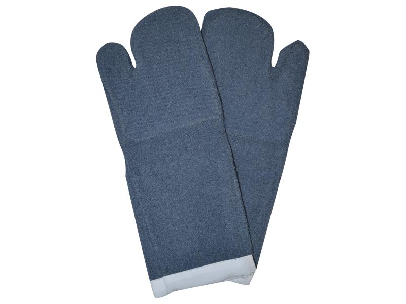 Luva Grafatex Mão de Gato para Alta Temperatura CA 37288 - Lamare