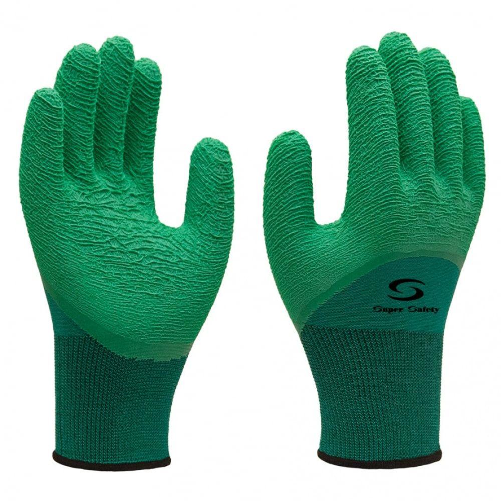 Luva Nitrilon Verde CA 31895 - Supersafety