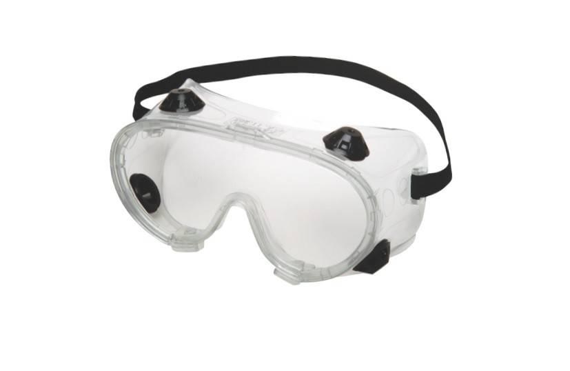 Óculos de Segurança Ampla Visão com Válvula CA 11285 - Kalipso