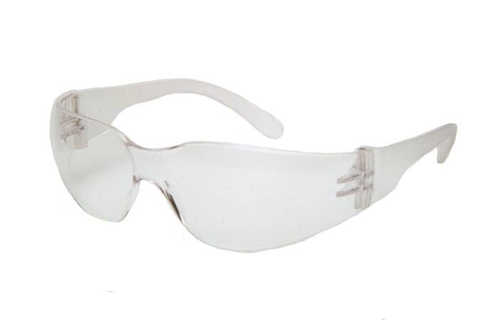 18f67e5f00230 Óculos de Segurança Leopardo Incolor CA 11268 - Kalipso