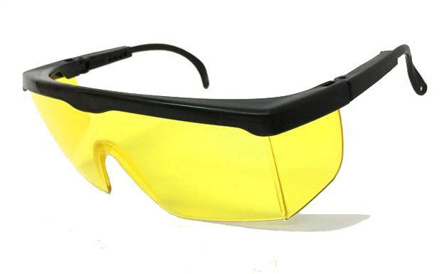 Óculos de Segurança RJ Amarelo CA 28018 - FerreiraMold