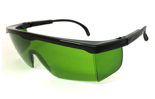 Óculos de Segurança RJ Verde CA 28018 - FerreiraMold