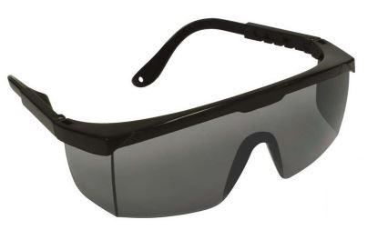 Óculos de Segurança Fênix Cinza Anti-Risco DA-14500 CA 9722 - Danny