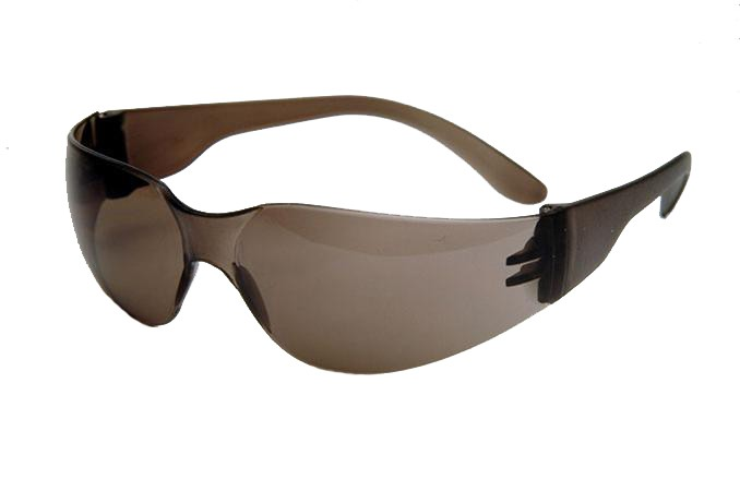Óculos de Segurança Leopardo Fumê CA 11268 - Kalipso
