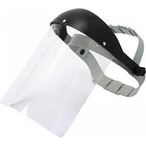 Protetor Facial Incolor CA 15019 - Plastcor