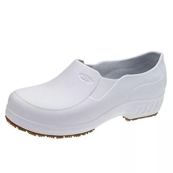 Sapato Antiderrapante Branco Flex Clean CA 39213 - Marluvas