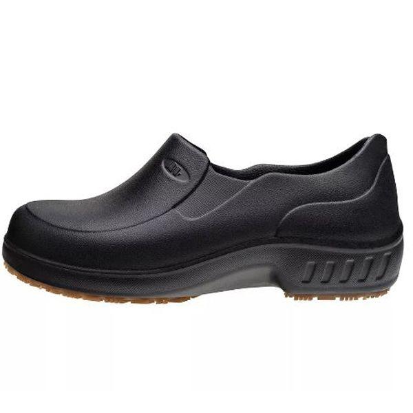 Sapato Antiderrapante Preto Flex Clean CA 39213 - Marluvas