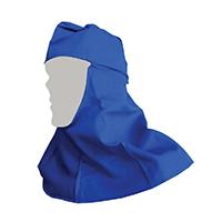 Touca Árabe Azul