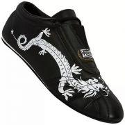 Sapatilha Punch 'The Dragon' para Artes Marciais (preta)