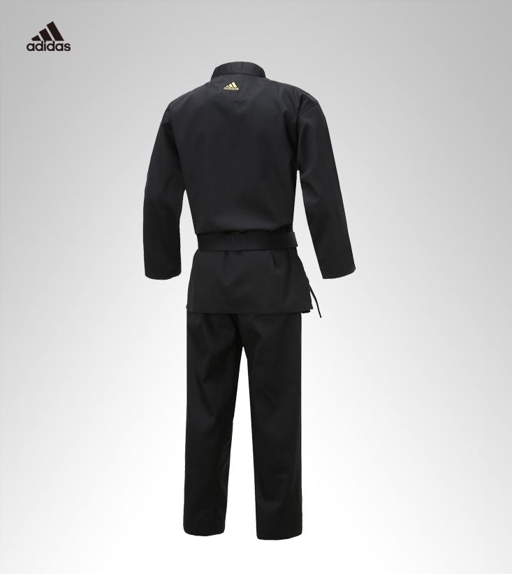 Dobok Adidas Adi-Open Grand Master (preto)