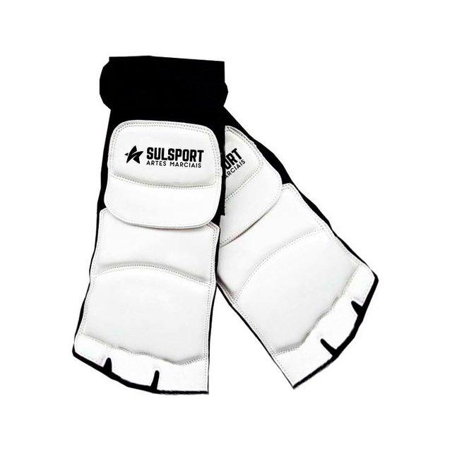 Botinha/Meia/Protetor de pé para Taekwondo WTF