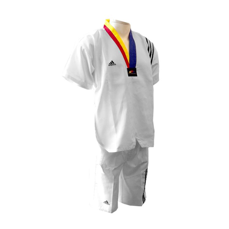 Dobok Adidas de verão para crianças