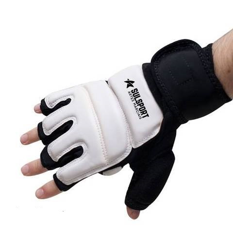 Par de luvas para Taekwondo WTF (SulSports) - tkd.store ... b7be6bcf02c5e