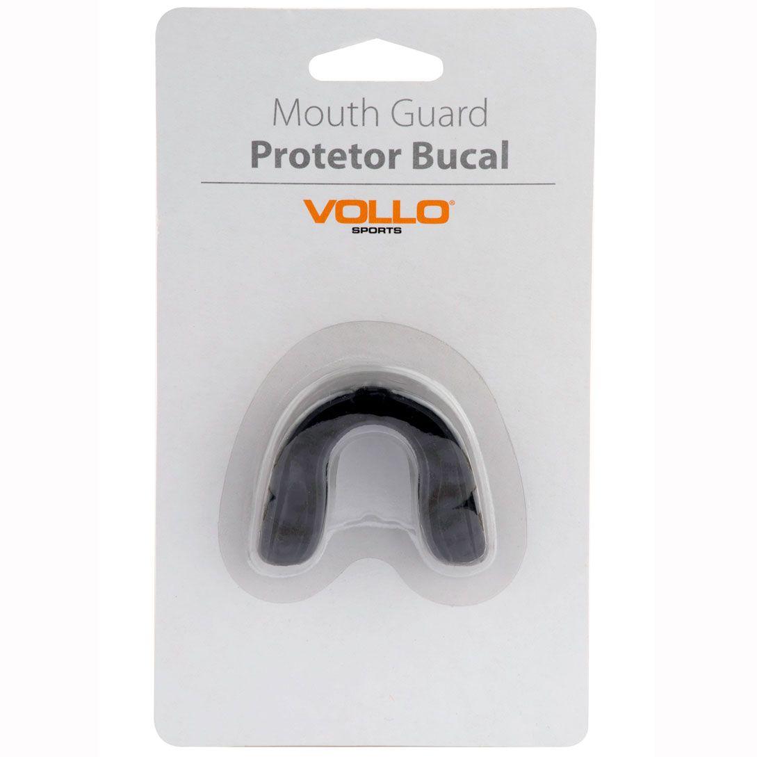 Protetor Bucal Vollo (preto)