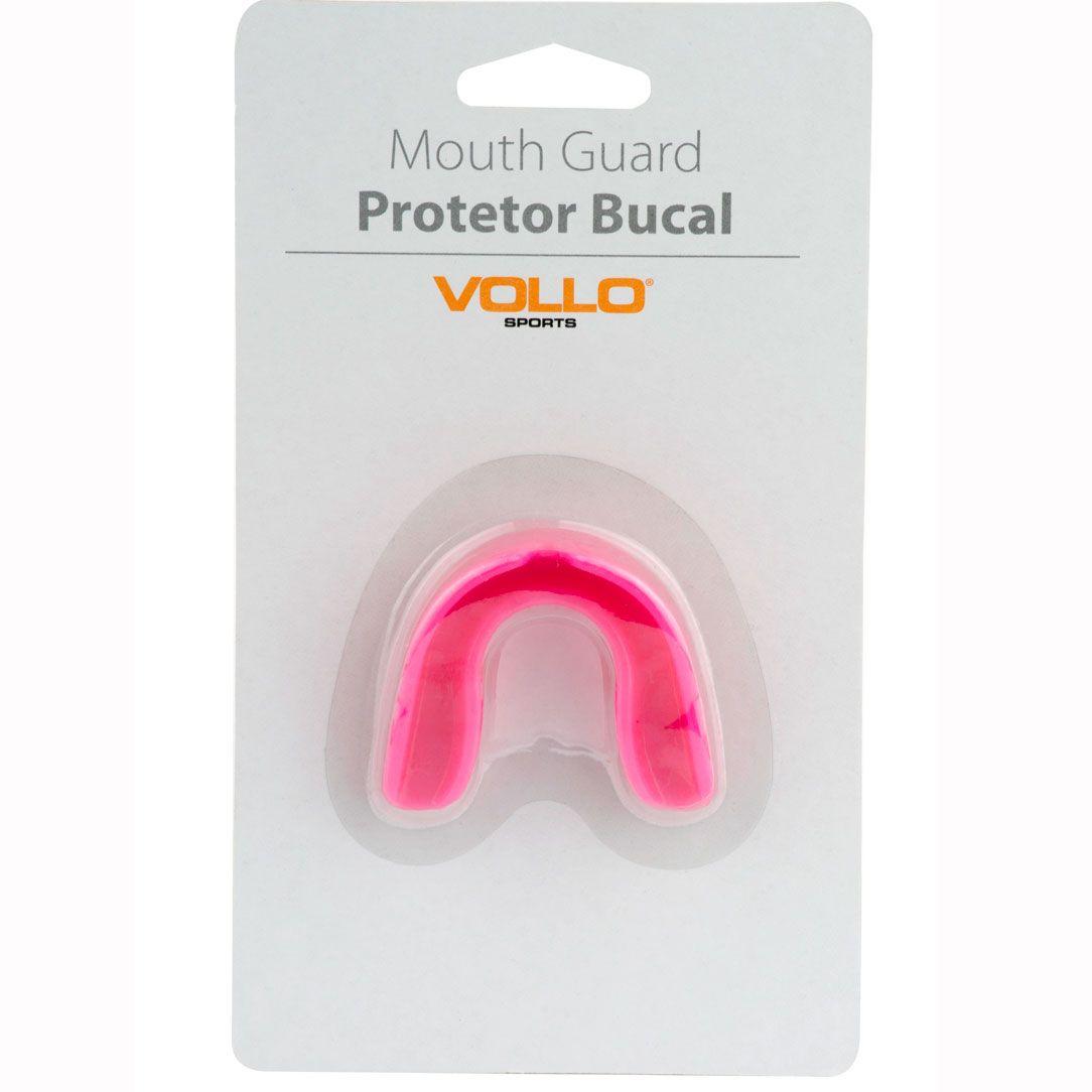 Protetor Bucal Vollo (rosa)