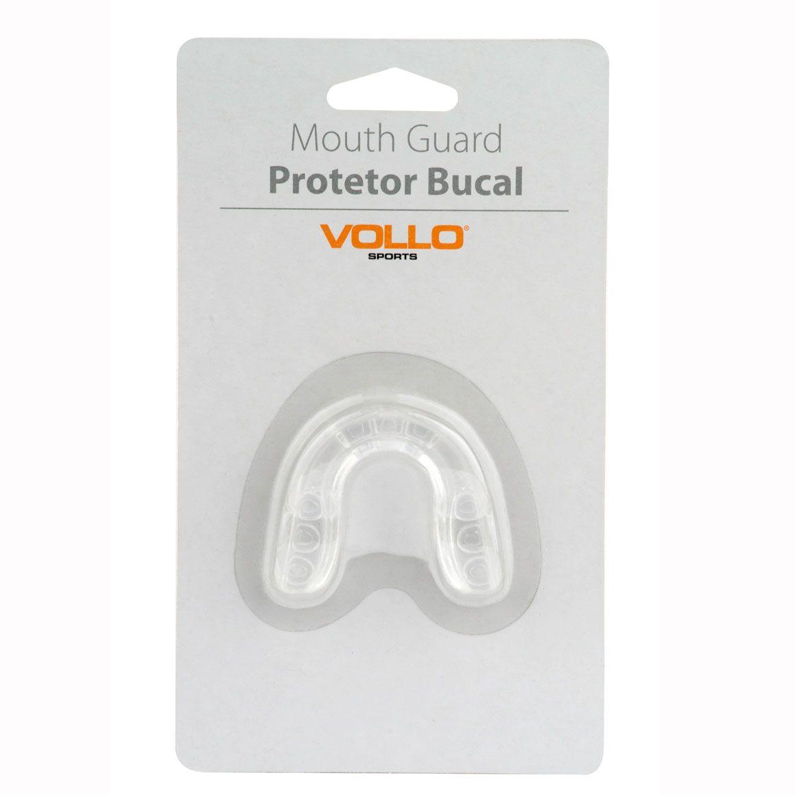 Protetor Bucal Vollo (transparente)