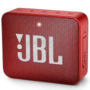 Caixa De Som Jbl Go2 Portatil Bluetooth Red