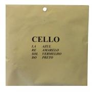 Encordoamento Mauro Calixto Para Cello