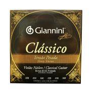Encordoamento Violao Nylon Giannini Classico Genwpa Pesada