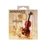 Encordoamento Para Violino Dominante IZ0089