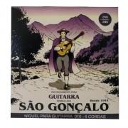 Encordoamento Sao Goncalo Guitarra Niquel 010