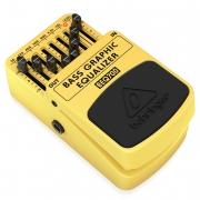 Pedal Para Contra Baixo Behringer Beq700 Bass Graphic Equalizer