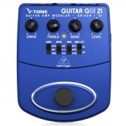 Pedal Para Guitarra Behringer Gdi21