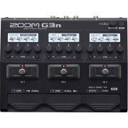 Pedaleira Zoom G3N Para Guitarra