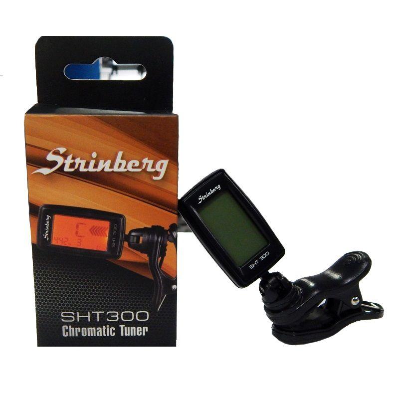 Afinador Digital Strinberg Sht300