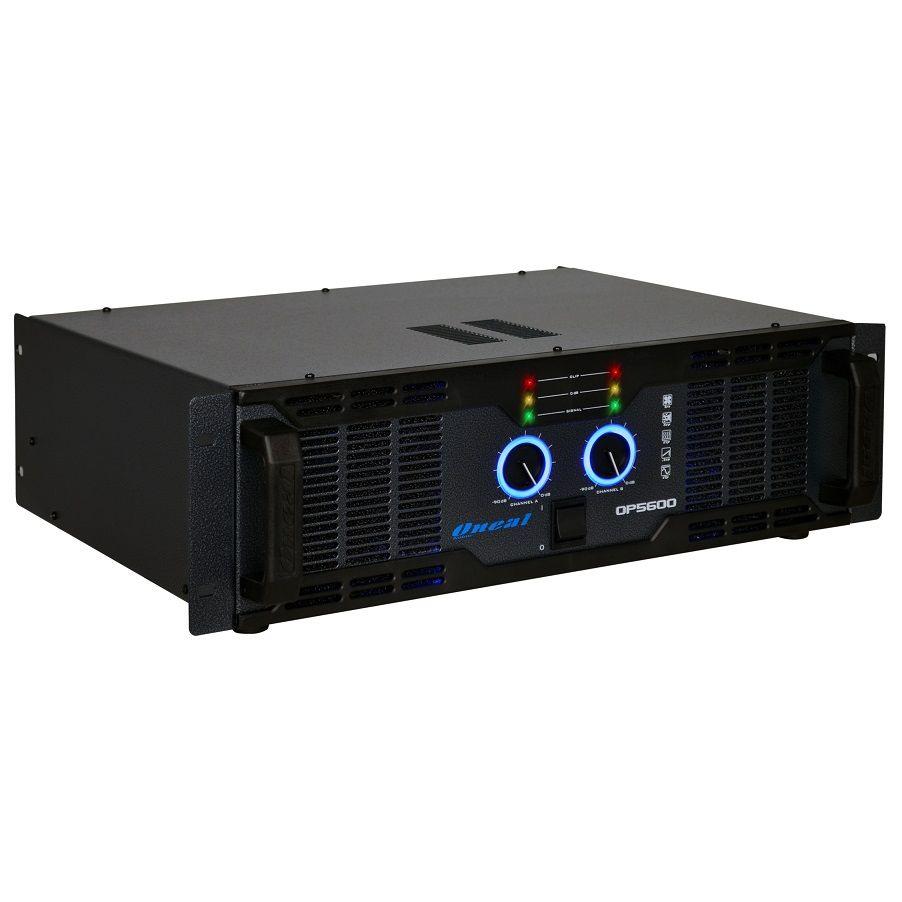 Amplificador De Potencia Oneal Op5600 1000w Rms