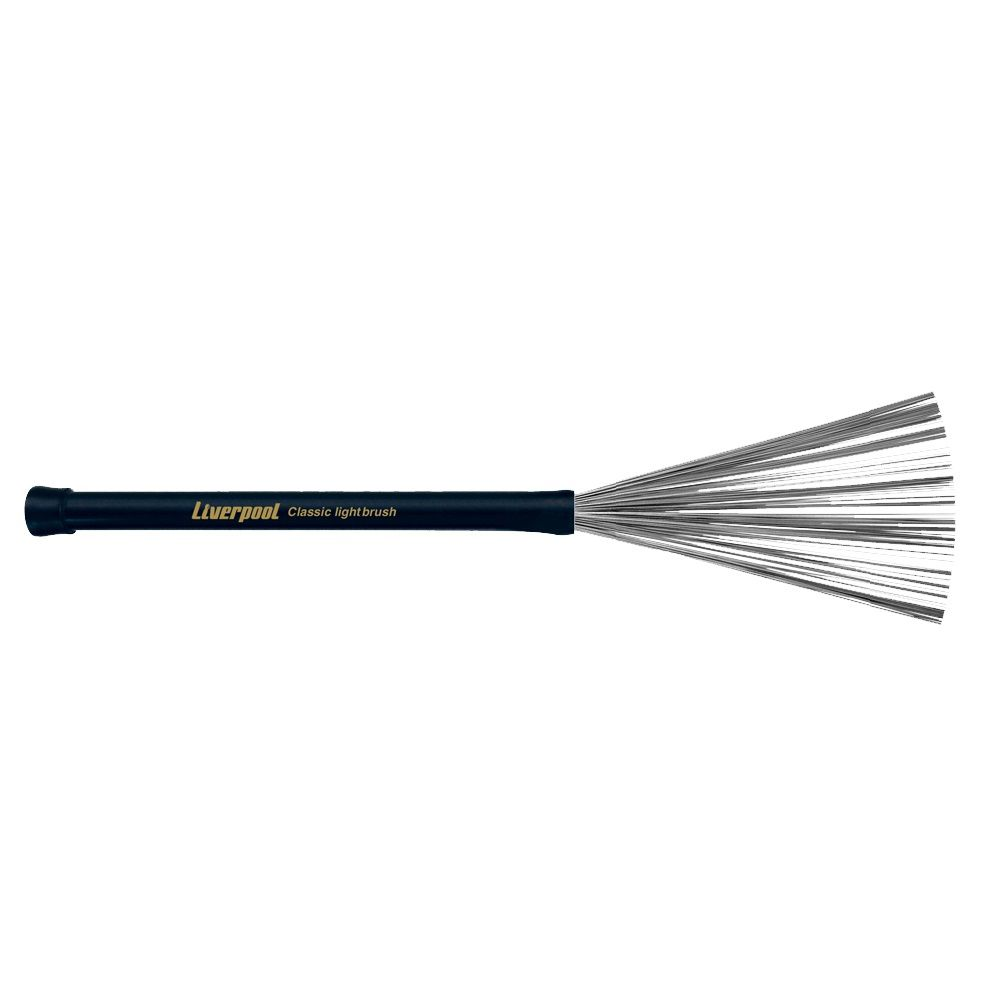 Baqueta Liverpool Vassoura Classic Light Brush VA180