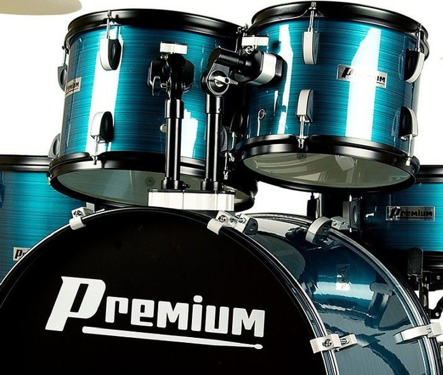 Bateria Premium Dx722 Bl Azul Completa